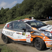 Hugo Lopes PEUGEOT RALLY CUP IBÉRICA 2018